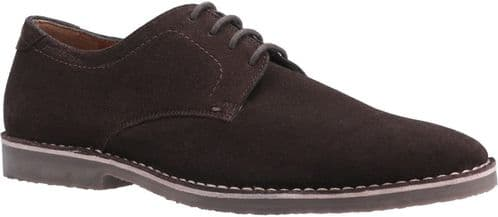 Hush Puppies Archie Lace Mens Shoes Brown